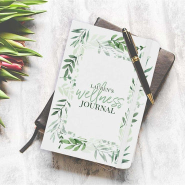 Floral Wellness Journal