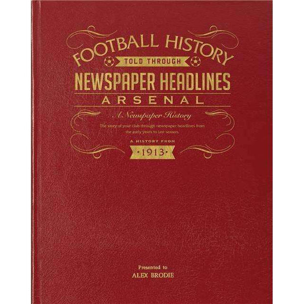 Arsenal (Leather)