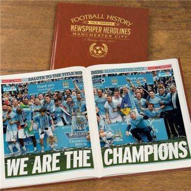 Manchester City (Leatherette)