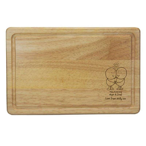 Rectangle Wooden Chopping Board