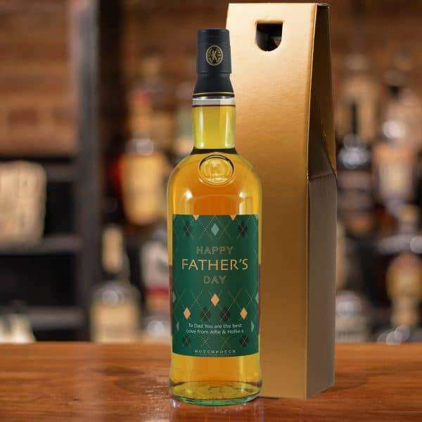 HotchPotch Father's Day 12 Yr Old Malt Whisky