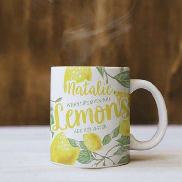 Life Gives You Lemons Mug