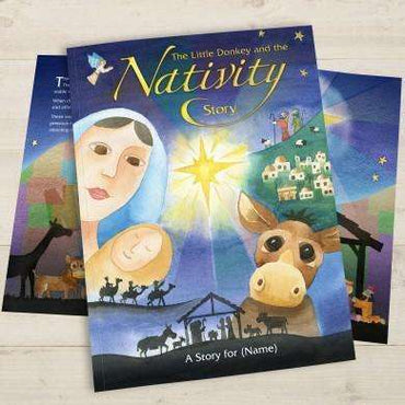 Little Donkey and the Nativity Story