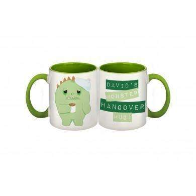 Green Monster Hangover Mug