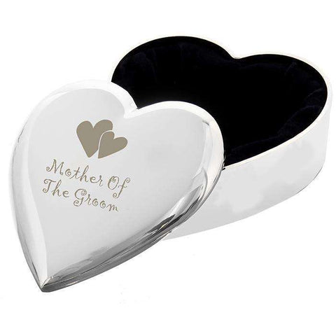 Mother Of Heart Trinket Box