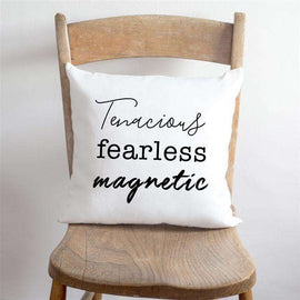 Personality Trait Cushion