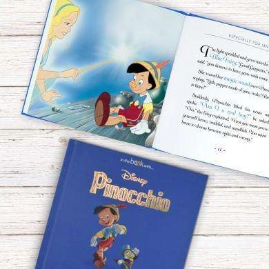 Timeless Pinocchio Book