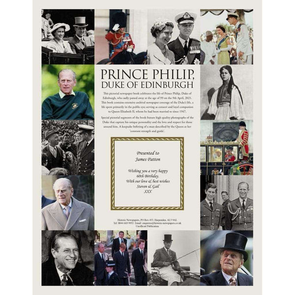 Prince Philip – A Pictorial Newspaper