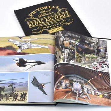 RAF Pictorial Newspaper Book