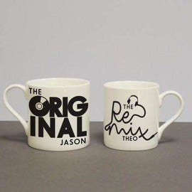 Original & Remix Mug Set