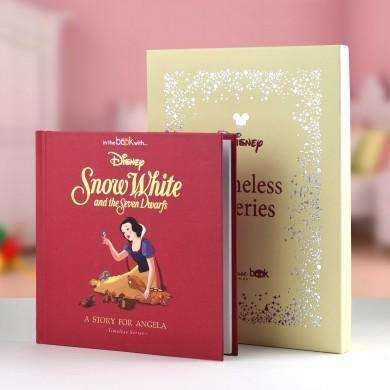 Timeless Snow White Book
