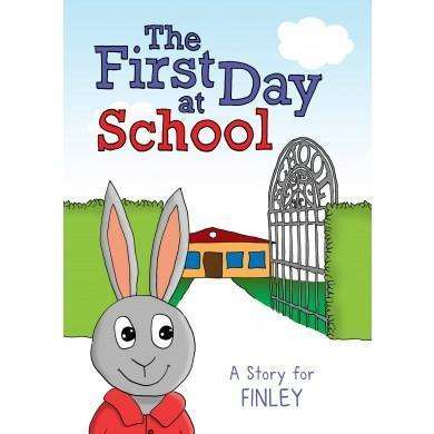 First Day At School Book