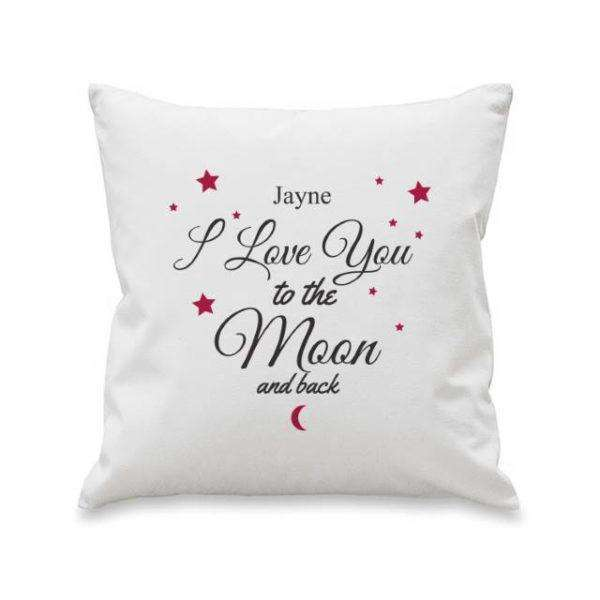To The Moon & Back Cushion