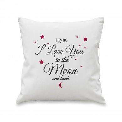 To The Moon & Back Cushion Cover