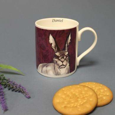 Watership Down Chunky Balmoral Mug - General Woundwort