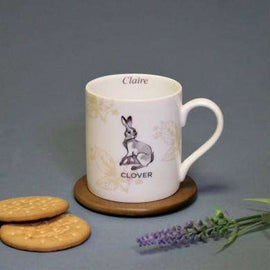 Watership Down Balmoral Mug - Clover