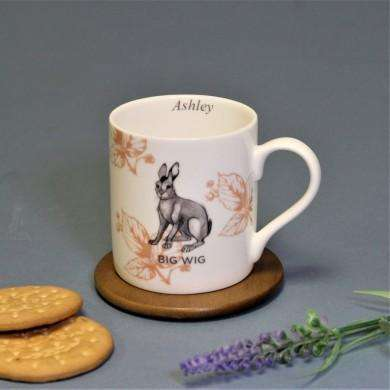 Watership Down Balmoral Mug - Big Wig