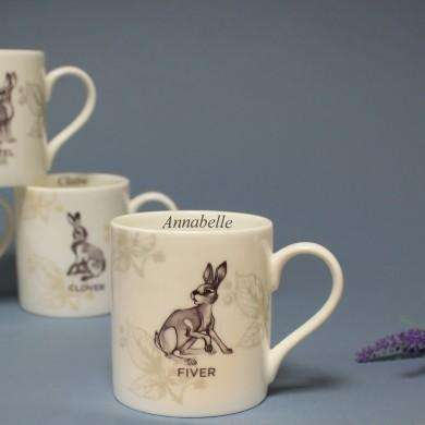 Watership Down Balmoral Mug - Fiver