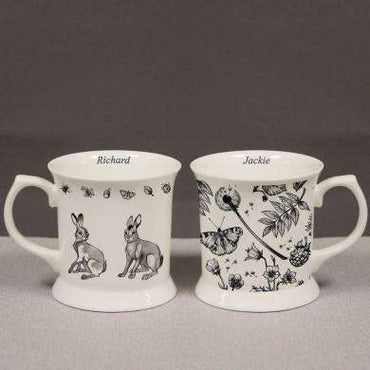 Watership Down Bone China Tankard Set
