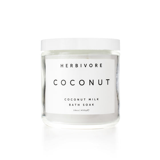 Herbivore Coconut Milk Bath Soak