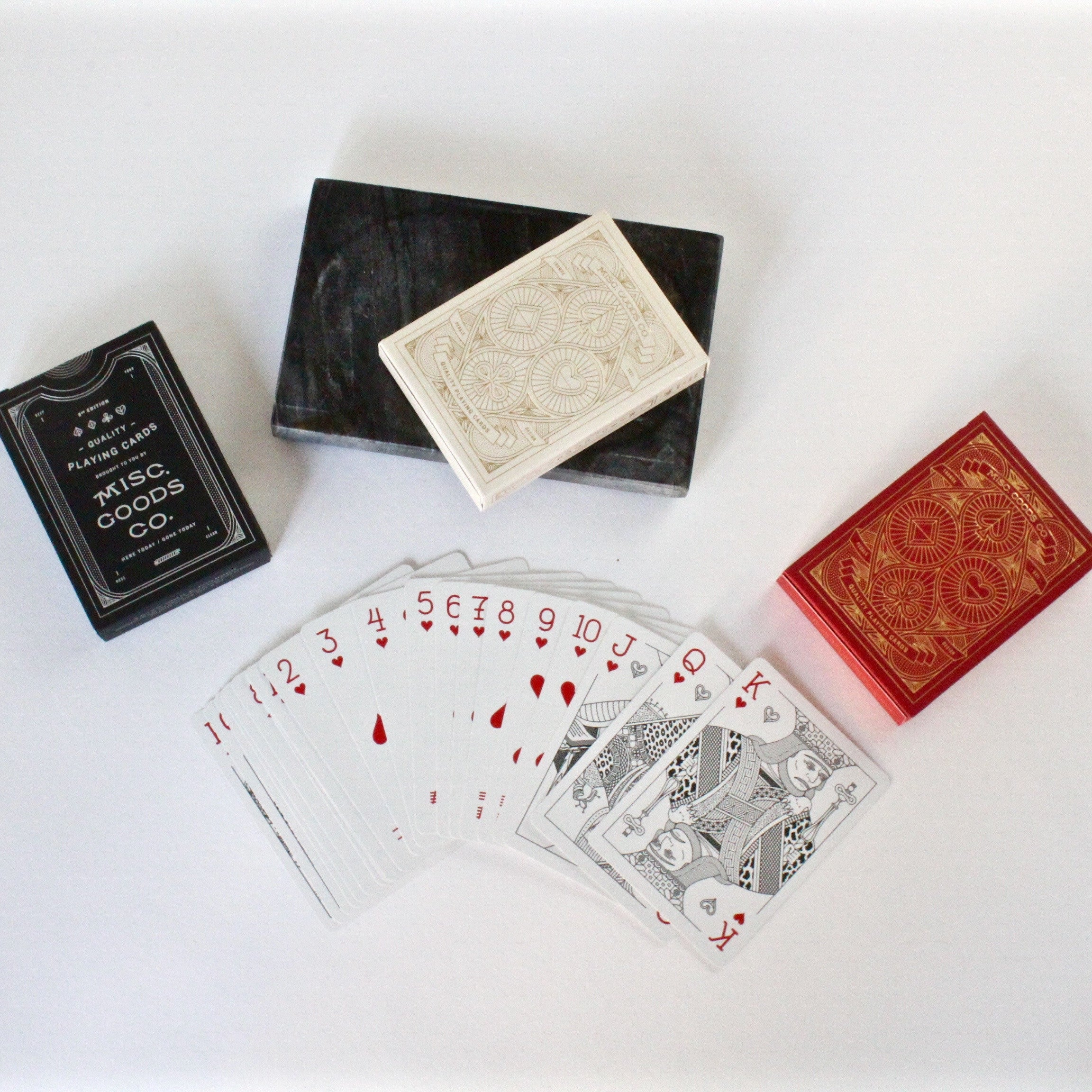 Artisan Playing Cards - Handmade Sanctuary