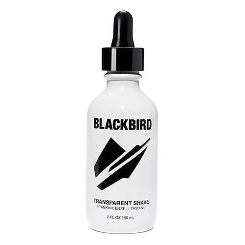 Blackbird Transparent Shave Oil