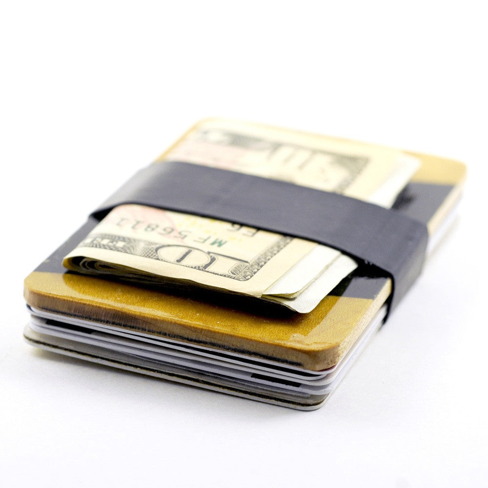Basketball Court Wallet with Cash and Cards - No. 1