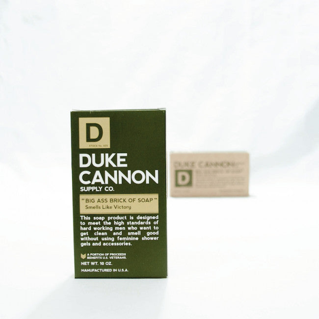 Duke Cannon Big Ass Brick of Soap