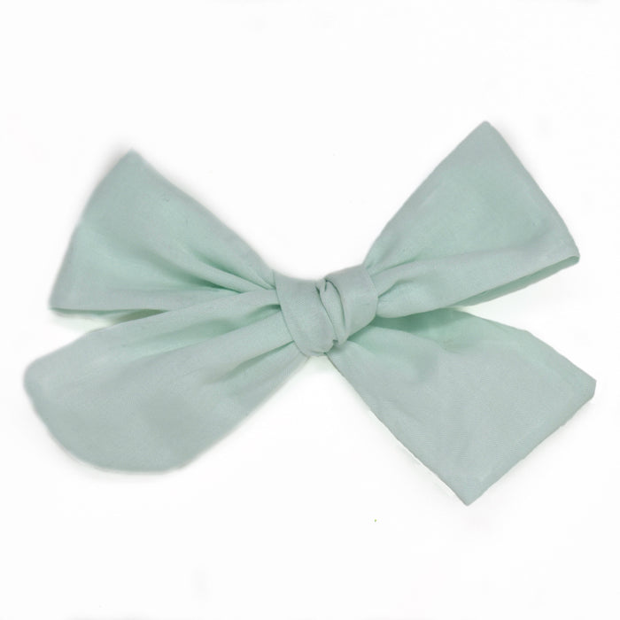 Mint Large Hand-Tied