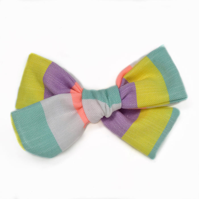 Easter Stripe Large Hand-Tied