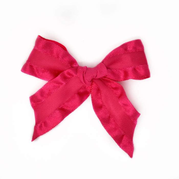 Pomegranate Ribbon Hand-Tied