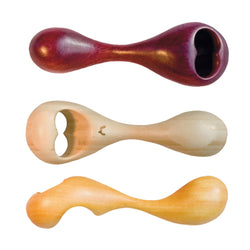 NobEssence Fling Sculptured Hardwood Dildo