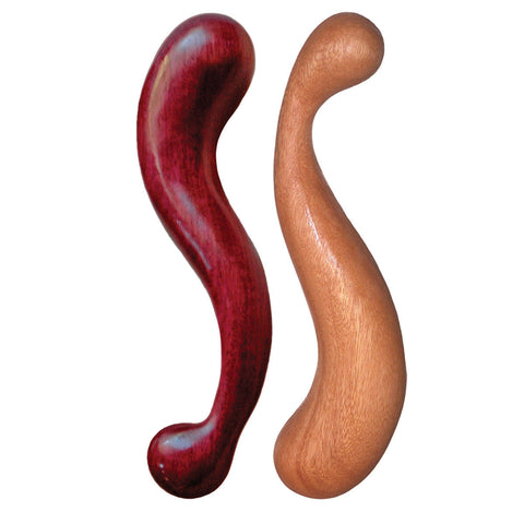 NobEssence Seduction Sculptured Hardwood Dildo