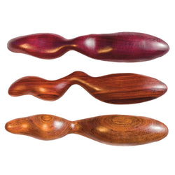 NobEssence Intrigue Sculptured Hardwood Dildo