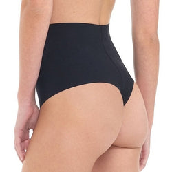 Commando Control Thong  - black