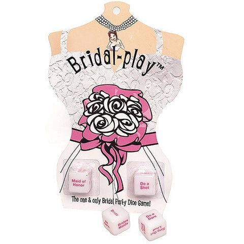 Bridal Play Dice
