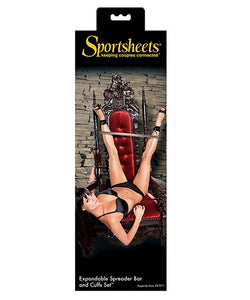Sportsheets Spreader Bar & Cuff