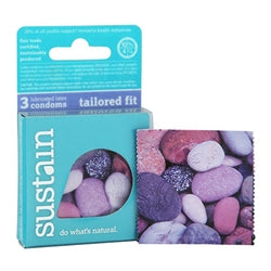 Sustain Tailored Fit Condoms