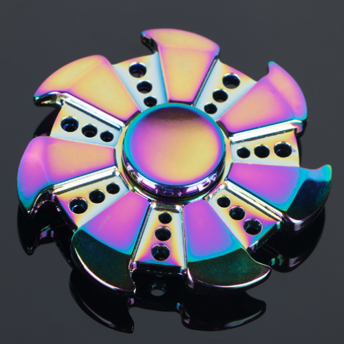 Rainbow Septa Spinner