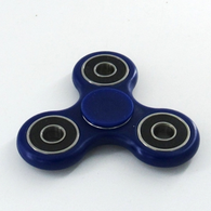 Basic Tri Spinner Blue