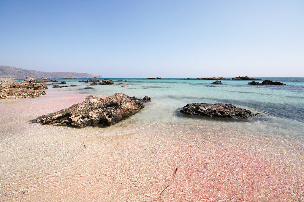 Elafonisi Beach, Greece, Crete