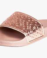 Slydes - Chance Rose Gold Women's Slider Sandals - The Worlds Best Sliders & Sandals