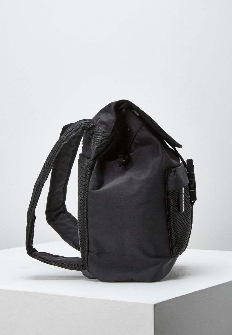 Slydes - Fuse Black Backpack - The Worlds Best Sliders & Sandals