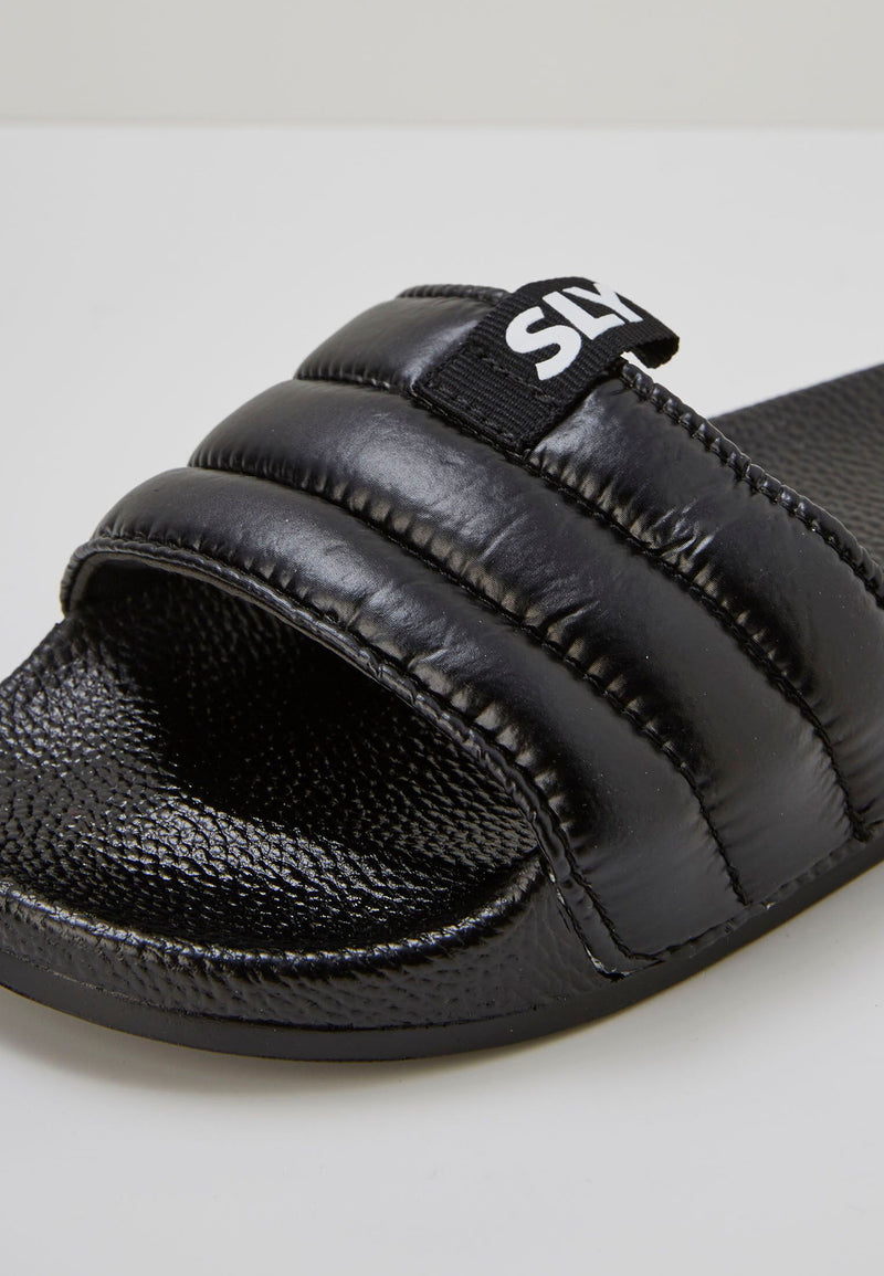 Slydes - Mode Women's Black Sliders - The Worlds Best Sliders & Sandals
