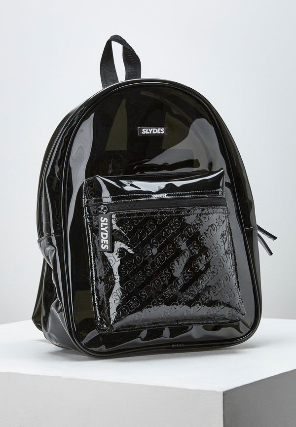 Slydes - Mist Black Backpack - The Worlds Best Sliders & Sandals