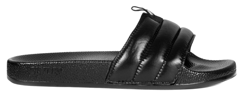 Slydes - Mode Men's Black Sliders - The Worlds Best Sliders & Sandals