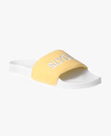 Plya Yellow Women's Slider Sandals - Slydes