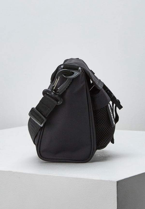 Revive Black Side Bag