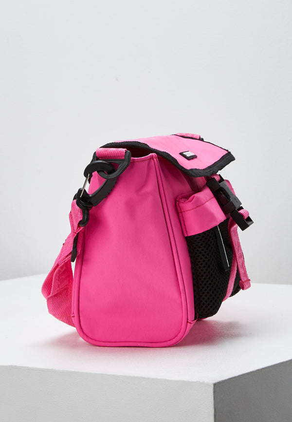 Revive Neon Pink Side Bag