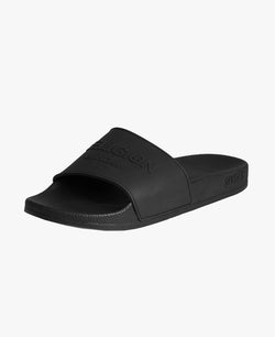 Elate Black Men's Slider Sandals - Slydes